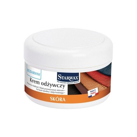KREM DO SKÓR 150ML BEZBARWNY STARWAX (43005)