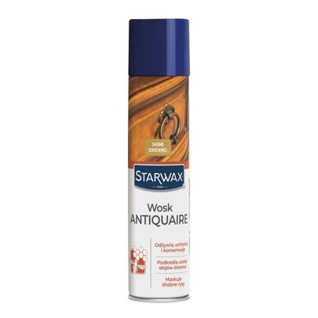 WOSK W AEROZOLU DO J. DREWNA300ML STARWAX (43056)